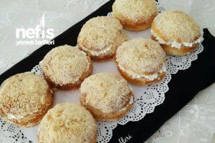 Çörek Tarifleri - Kremalı Çörek Tarifi