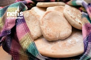 Ekmek Tarifleri - Pita Ekmek (Tavada) Tarifi