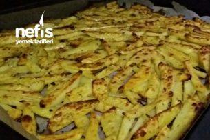 Aperatifler - Fırında Kolay Patates Tarifi