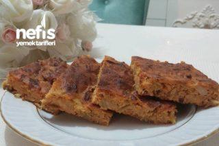 Mısır Unlu Kek (Pırasalı ) Tarifi