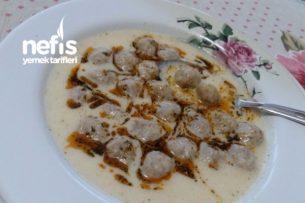 Misket Köfteli Çorba