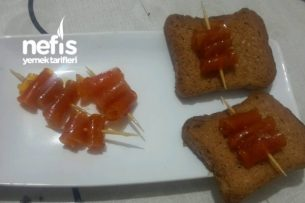 Reçel Tarifleri - Portakal Kabuğu Reçeli Tarifi