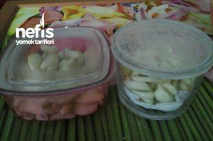 Derin Dondurucuda Saklananlar - Pratik Temizlenmiş Sarımsak ( Yemeklik İçin Pratik) Tarifi