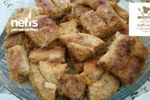 Bulgur Böreği Tarifi