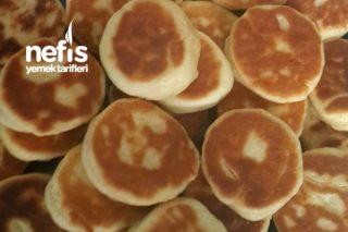 Kahvaltılık Mini Bazlama (Puf Puf) Tarifi