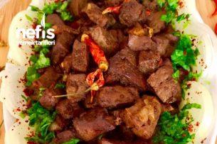 Sakatat Yemekleri - Kuzu Ciğer Tavası Tarifi