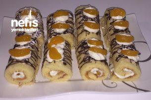 Pasta Tarifleri - Mini Rulo Pasta Tarifi