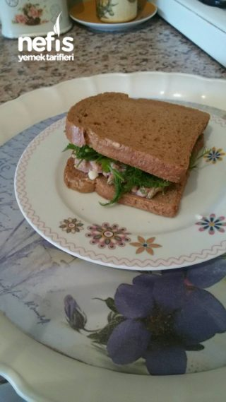Nefis Diyet Sandviç ( Ve Birkaç Tavsiye )
