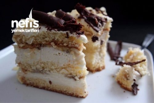 Muzlu Pasta Tarifi Videosu