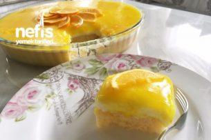 Pasta Tarifleri - Portakallı Kolay Pasta Tarifi
