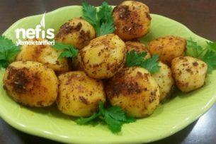 Aperatifler - Tereyağlı Baharatlı Patates Tarifi