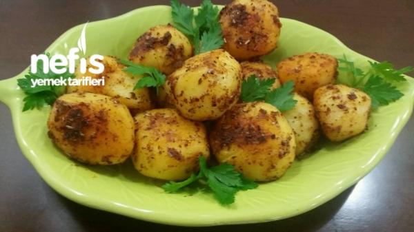 Tereyağlı Baharatlı Patates