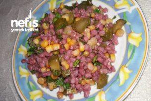 Yarmalı Salata Tarifi