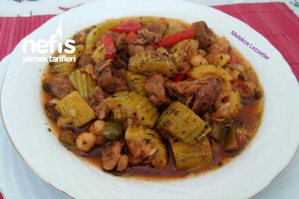 Kabaklama (Gaziantep Mutfağı) Tarifi