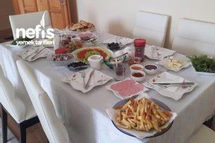 Menüler - Kızlarla kahvaltı keyfi Tarifi