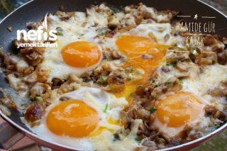 Mantarlı Yumurta Tarifi ( Çok Lezzetli)