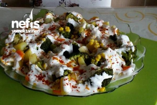 Yoğurtlu Havuç Salatası Videosu