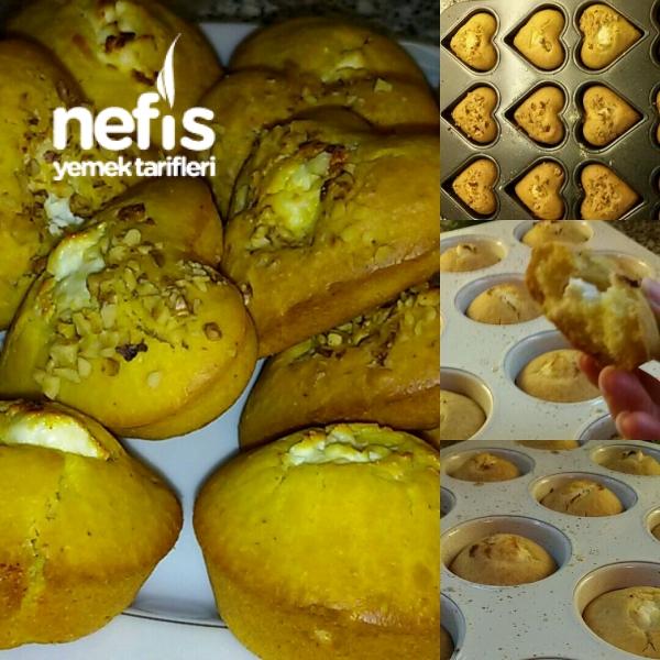 Mısır Unlu Muffin Ekmecikler