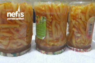 Reçel Tarifleri - Portakal Şekerlemesi Tarifi