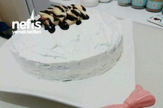 Soslu Tencerede Kek (Yaş Pasta İçin) Tarifi