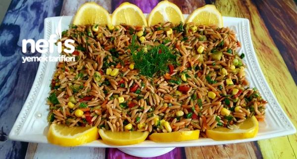 Arpa Şehriye Salatası ((orijinal))
