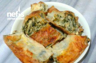 Ispanaklı Hazır Kol Böreği Tarifi