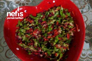 Kış Salatası Tarifi