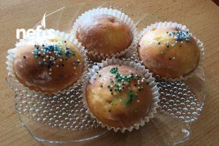 Limonlu Kek ( Muffins) Tarifi