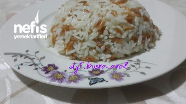 Pirinç Pilavım