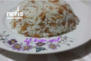 Pirinç Pilavım Tarifi