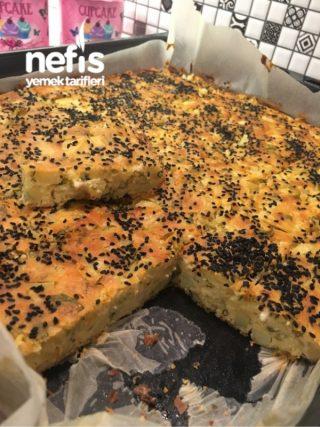 Sebzeli Tuzlu Kiş (kek)