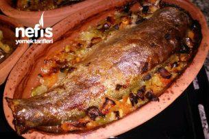 Balık ve Deniz Ürünleri - Güveçte Alabalık Tarifi
