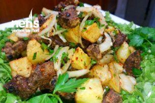Sakatat Yemekleri - Nefis Arnavut Ciğeri (Sokak Lezzetinde) Tarifi