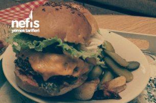 Köfte Tarifleri - Tavuk Kıymasından Hamburger Tarifi