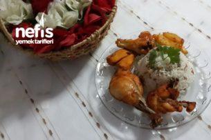 Et Yemekleri - Fırında Patatesli Tavuk Tarifi