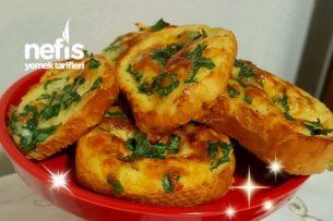 Kahvaltılık Tarifler - Fırında Yumurtalı Ekmek Tarifi