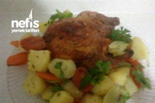Et Yemekleri - Nefis Mi Nefis Fırında Tavuk Tarifi
