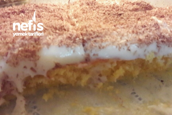 Gelin Pastası Tarifi