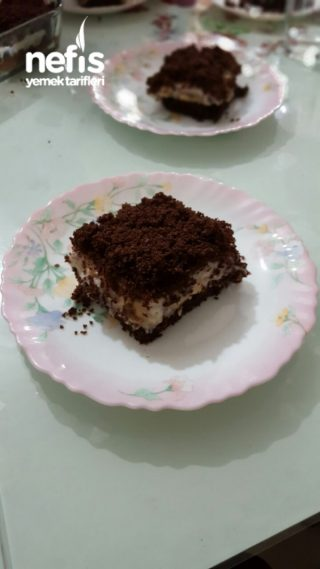 Köstebek Pasta(borcamda)