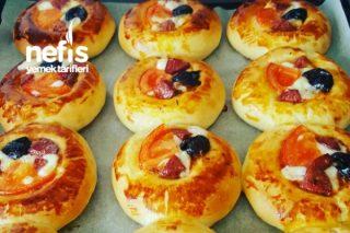 Minik Pizzalar Tarifi