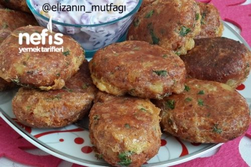 Nefis Patates Köftesi (Muhteşem Bir Lezzet)