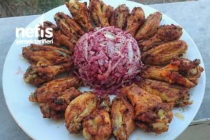 Baharatlı Tavuk (Mangal Tadında) Tarifi