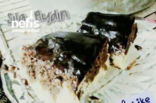 Kek Tarifleri - Çikolata Soslu Süper Pratik Kek Tarifi