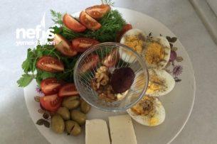 Menüler - Diyet Kahvaltı Tarifi