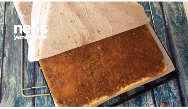 Elmalı Rulo Pasta(pratik)