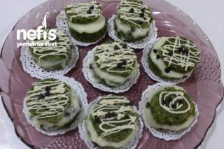 Ispanaklı Dilim Pastalar Tarifi