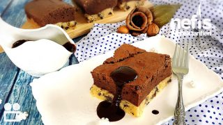 Kurabiyeli Brownie Videosu Tarifi