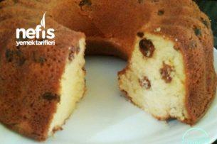 Kek Tarifleri - Mis Kokulu Üzümlü Kek Tarifi