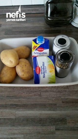 Pratik Patates Graten (resimli Anlatım)