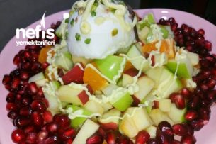 Enerji Deposu Meyve Salatası Tarifi